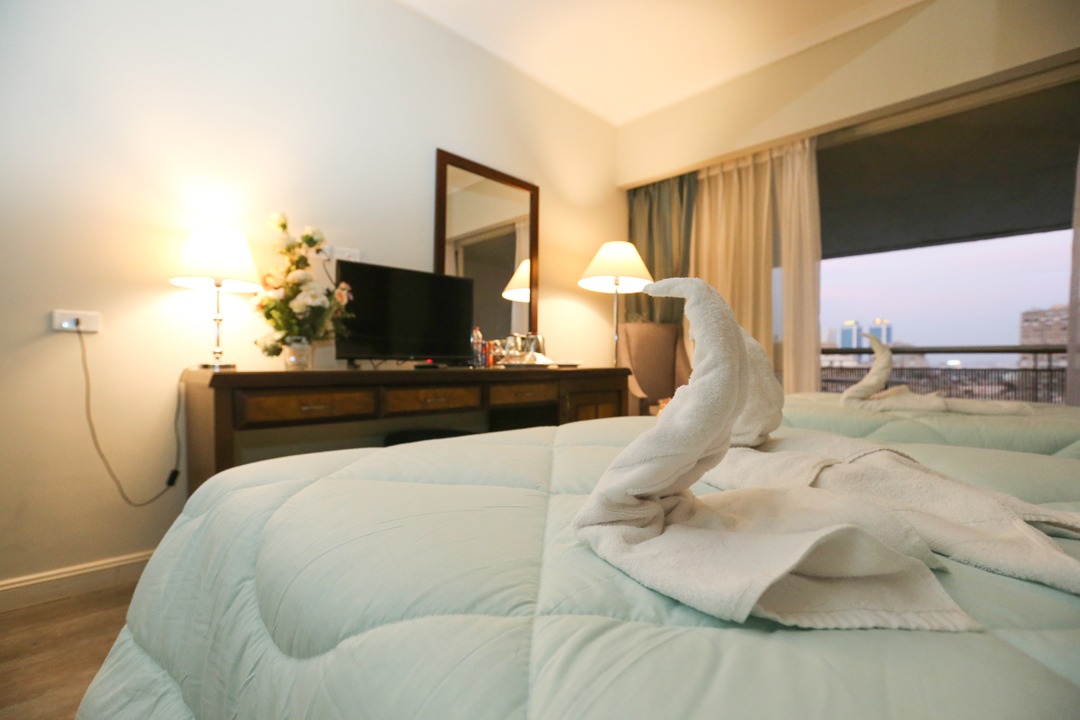 Standard Room with Nile View
